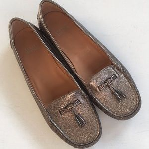 Like new - Stuart Weitzman leather flats